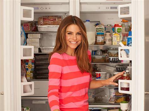 fridges   healthy celebrities cooking