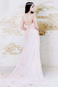 Welcome new post has been published on kalkuntacom for Pastel pink wedding dress