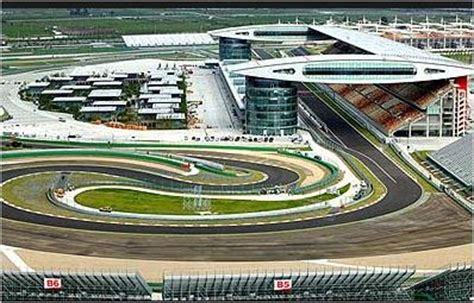 Shanghai Circuit Turn With Renault Sport News