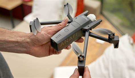 drone parrot anafi tu robotique  modelisme electronique domotique diy forum