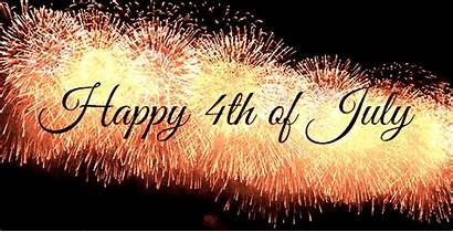 4th July Fireworks Happy Elegant