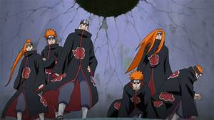 In Attendance, the Six Paths of Pain | Narutopedia ...