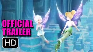 Tinker Bell Secret Of The Wings Official Trailer 1