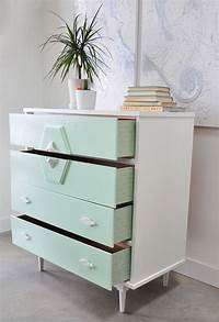 ideas for painted furniture Creative DIY Painted Furniture Ideas - Hative