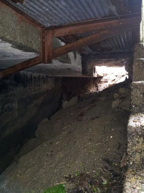 stopping erosion on a slope how to stop erosion on a dirt slope under overhang doityourself com community forums
