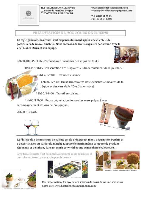 cours cuisine chalon sur saone cours de cuisine chalon sur saone cours de cuisine chalon