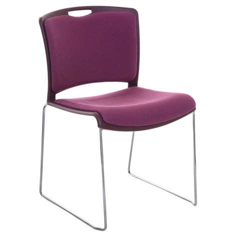 jasper high density stacking chair seat back pad