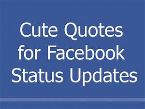 Flirty Quotes For Facebook Status. QuotesGram