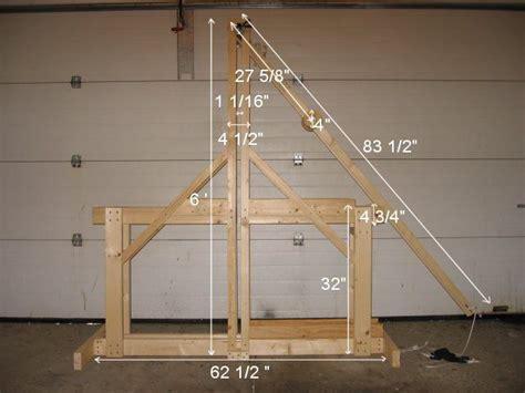 Pumpkin Chunkin Trebuchet Designs by Floating Arm Trebuchet Plans Physics 30 Trebuchet