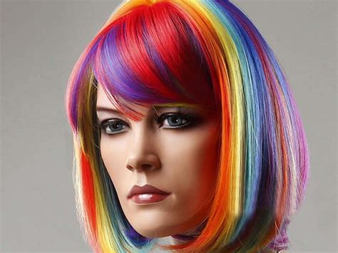What Color Hair Suits Your Personality?