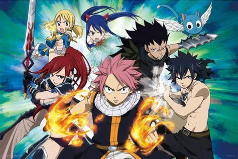 fairy tail team natsu wallpaper wallpapersafari