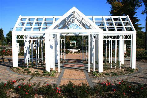 lincoln parks recreation hamann rose garden