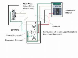 Can Dishwasher And Disposal Be On Same Circuit
