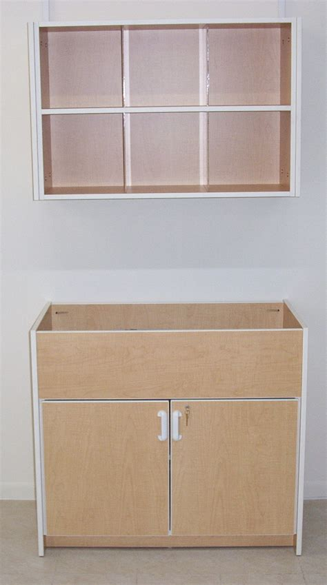 base kitchen cabinets for model 4011 baby changing cabinet wmc inc 7600