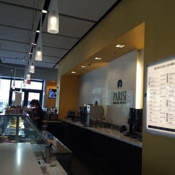 Paulie tries to order just coffee. Parisi Café - Coffee & Tea - Leawood, KS - Yelp