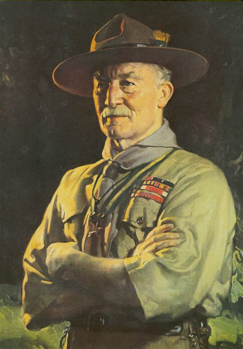Robert Baden-Powell (A little Biography) | seismic scouts
