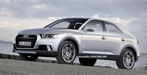 Audi Q6 Could Surface In 2016, To Compete Against Bmw X6