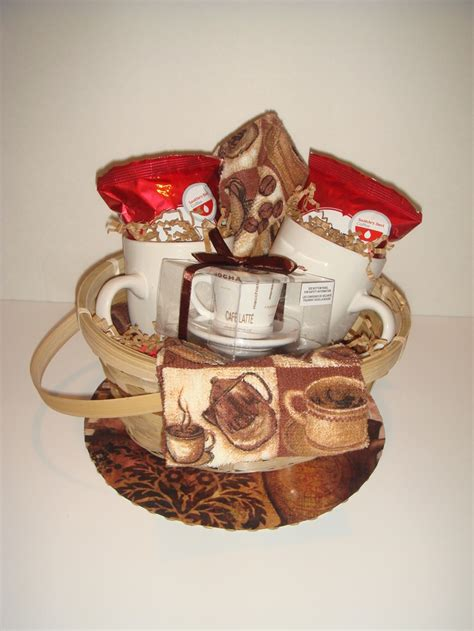 Tea & coffee hampers make the perfect gift to send for housewarmings, birthdays, new baby celebrations, corporate events, and to say get well soon. Coffee Break gift basket   Break gifts, Diy gift set ...