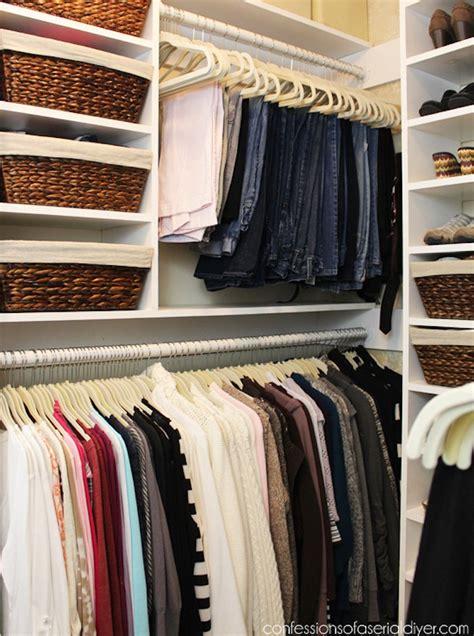 Photos Of Organized Closets by Decker Master Closet Small Closet Ideas The