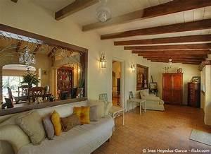 Haus Einrichten Ideen : wohnzimmer mediterran gestalten ~ Lizthompson.info Haus und Dekorationen