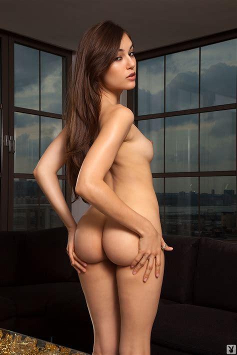 Evagothika Sasha Grey Entourage Nude In Playboy