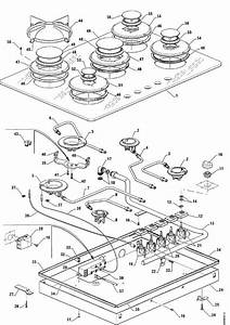 Zanussi Zh75gt  94973303200  Oven Section Spare Parts Diagram