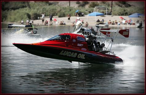 Drag Boat Racing Start by Lucas Drag Boats Lake Havasu 2014