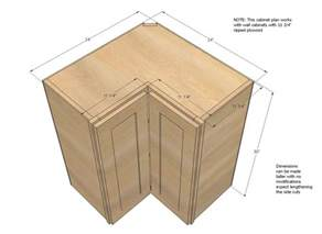 How To Build A Corner Cabinet With Doors - white build a wall corner pie cut kitchen cabinet