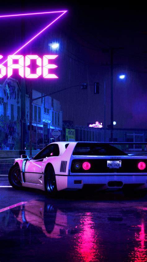 aesthetic jdm car wallpaper 4k