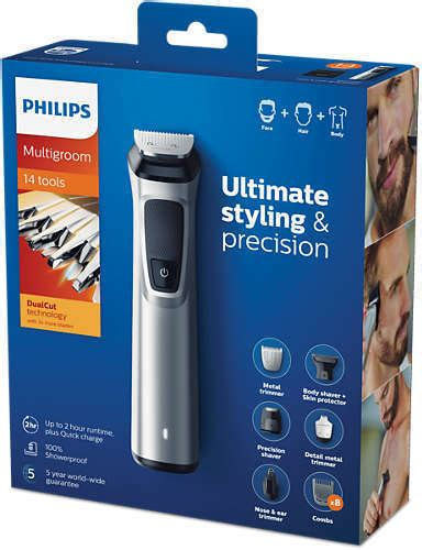 arvostelut philips mg    multigroom series
