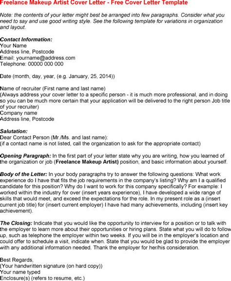 cover letter for freelance brilliant ideas of