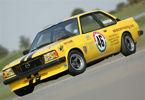 Photos Of Opel Ascona B400 Rally Version (b
