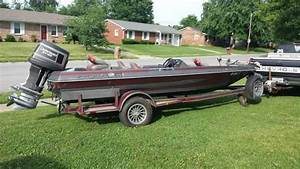 1988 Procraft Bass Boat