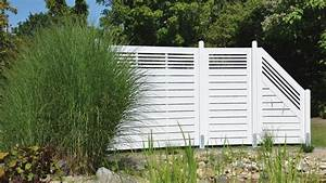 Gartenzaun Holz Weiß : sichtschutzzaun holz hagebau ~ Sanjose-hotels-ca.com Haus und Dekorationen