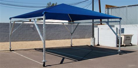portable shade canopy industrial gallery shade n net