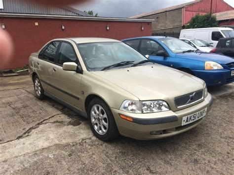 volvo   turbo diesel saloon gold full leather
