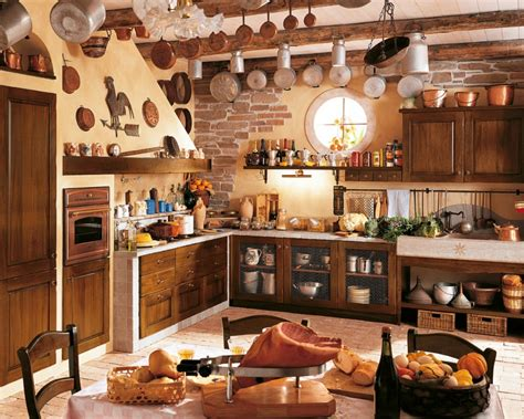 decoracion de cocinas rusticas  ideas originales