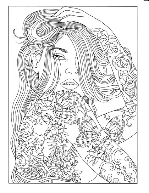 printable coloring page coloring pages peopl
