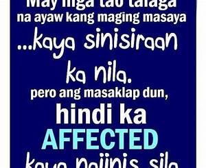 Tagalog Quotes Patama Sa Crush. QuotesGram