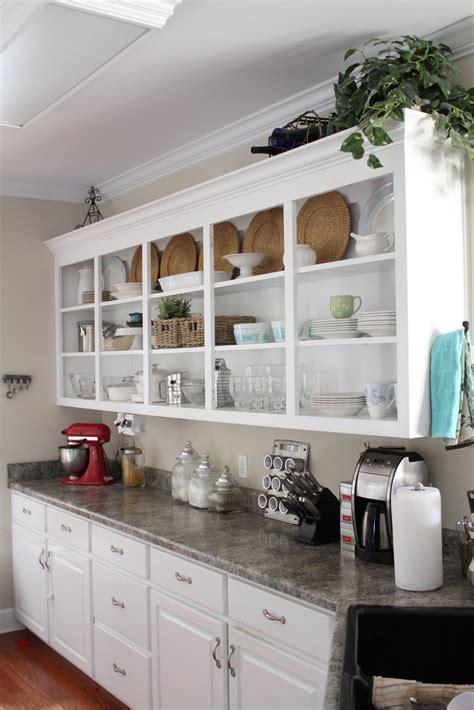kitchen wall shelf 30 best kitchen shelving ideas kitchen shelves open