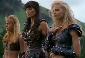Xena Warrior Princess Callisto