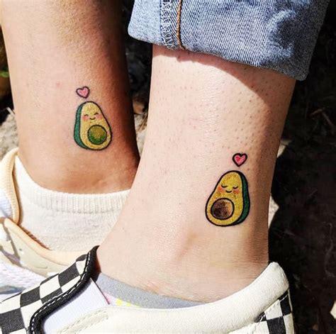 friend matching tattoo ideas cute matching tattoos   friends