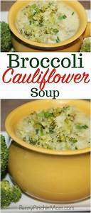of broccoli and cauliflower soup recipe for cold nights