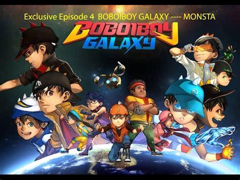 film boboiboy galaxy episode  monsta bahasa melayu