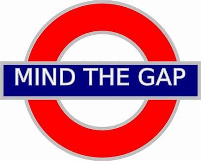 Gap Mind Sign London Tube Clip Plan