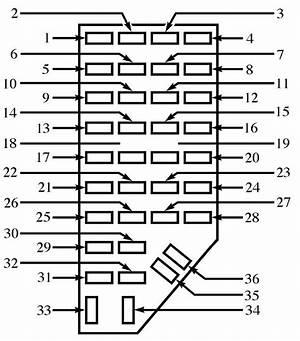 1996 Mazda B2300 Fuse Diagram 24366 Getacd Es