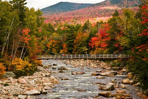 The Kancamagus Highway Aesthetic beauty Hampshire and