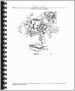 John Deere 40 Tractor Parts Manual