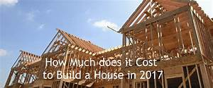 How Much does it Cost to Build a House in 2018