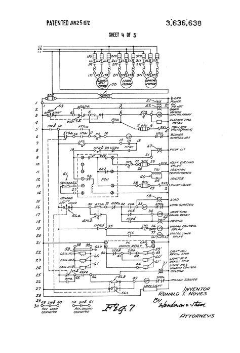 patent us3636638 automatic grain dryer patents